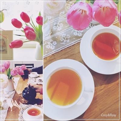 紅茶のブレンド