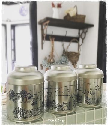 新作 オリジナル 紅茶缶
