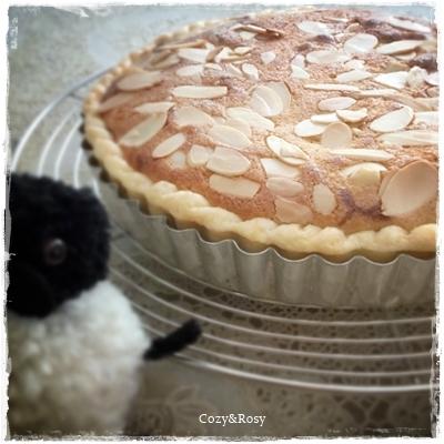 Bakewell Tart 英国菓子