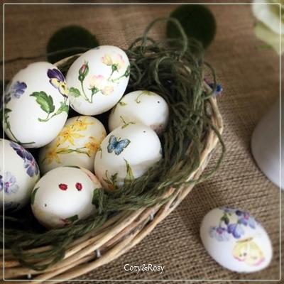 Easter Egg*手作り