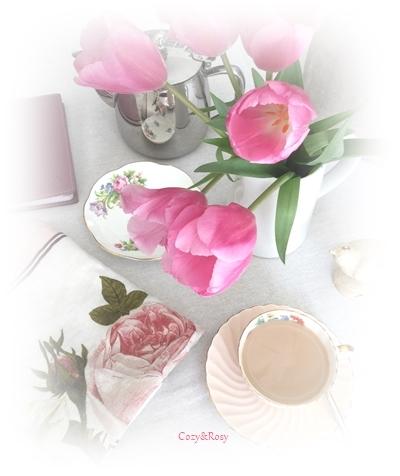 Pinky Teatime