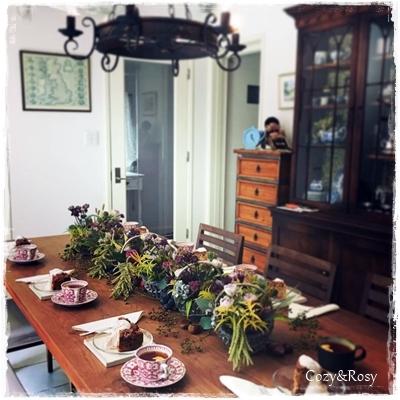 花*紅茶de私時間 201809