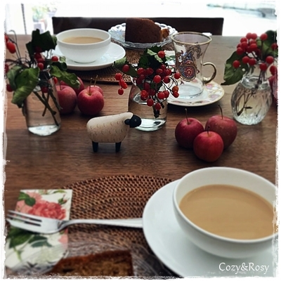 スパイスを楽しむ紅茶