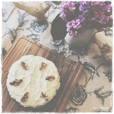 英国菓子「キャロットケーキ」