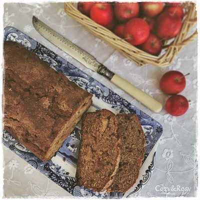 Apple & Ginger Loaf : 英国菓子