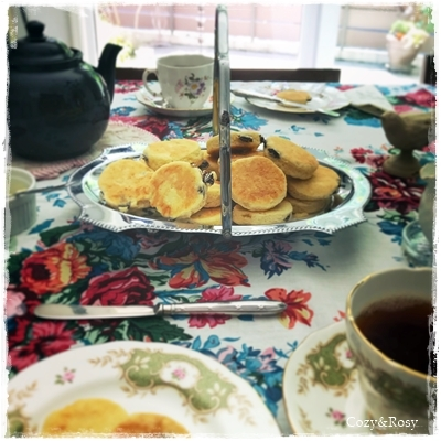 英国菓子 ウェルシュケーキ